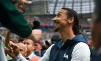 FIFA World Cup 2018: Ibrahimovic, Beckham make friendly bet on Sweden-England