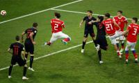 Croatia explodes with joy as team reaches World Cup semis
