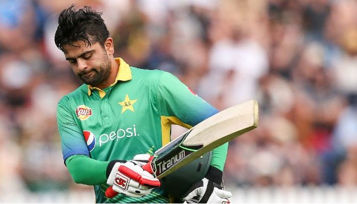 Ahmed Shehzad charged over positive dope test, says Pakistan Cricket Board