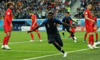 WORLD CUP 2018: France beat Belgium 1-0 to reach final