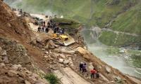 15 dead in monsoon floods, landslides in India