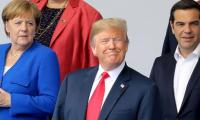 Trump tells NATO leaders to increase defence spending to 4pc