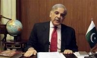 Time doesn't stand still, it will change, Shehbaz warns officials cracking down on PMLN workers