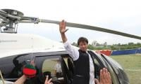 Imran Khan summoned by NAB for govt helicopter use