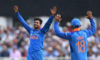 Six star Kuldeep Yadav leaves England in a spin