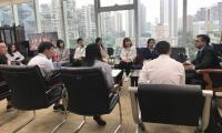 Chinese students visit Pakistan consulate in Chengdu, China