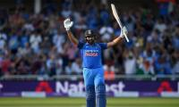 India beat England by eight wickets in 1st ODI