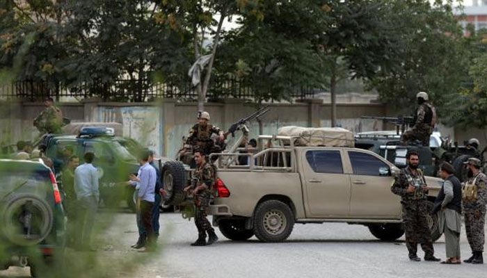 Explosion Reported In Kabul City