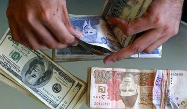 Pakistani Rupee Hits Record Low at Rs 126 against the dollar