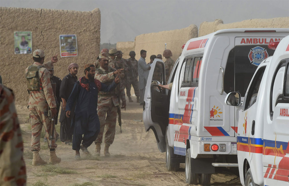 Death toll in ISIS-claimed Mastung blast rises to 128