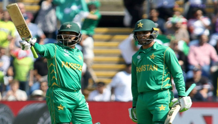 Zimbabwe set target of 195 for Pakistan to chase in second ODI