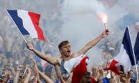 Delirious French revel in World Cup victory