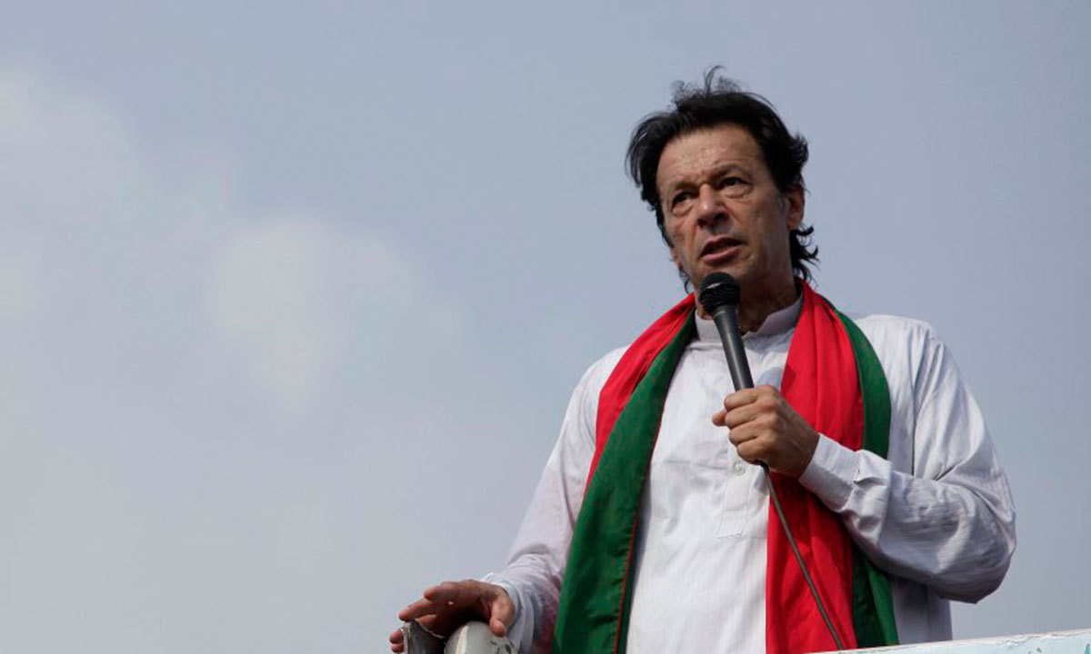 GVS exclusive interview with Imran Khan; his vision and his priorities