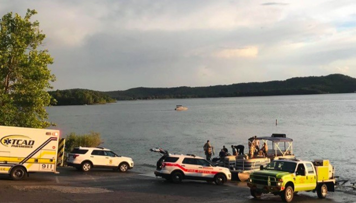 Sheriff: 4 missing from boat are presumed dead
