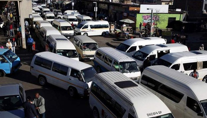 11 taxi drivers killed in South Africa ambush