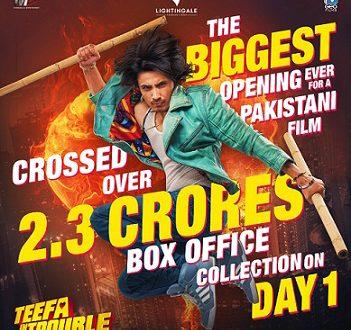 teefa in trouble box office