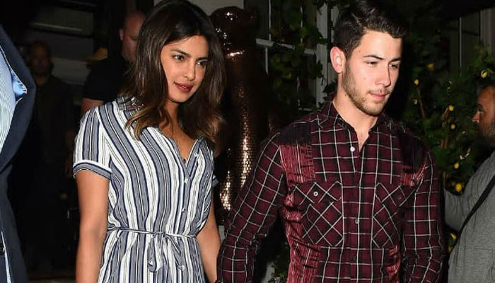 Priyanka Chopra engaged to young singer Nick Jonas