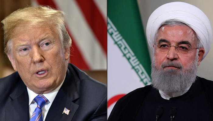 Donald Trump offers to meet Iran without preconditions