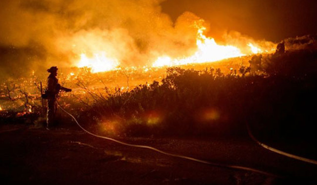 Northern California wildfire claims sixth victim
