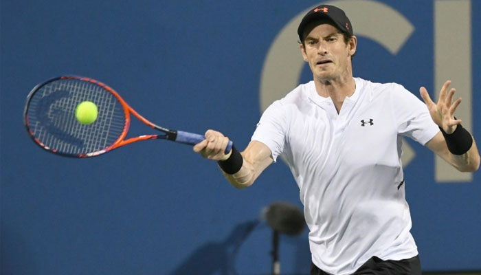 Andy Murray to play China Open in October following return from injury