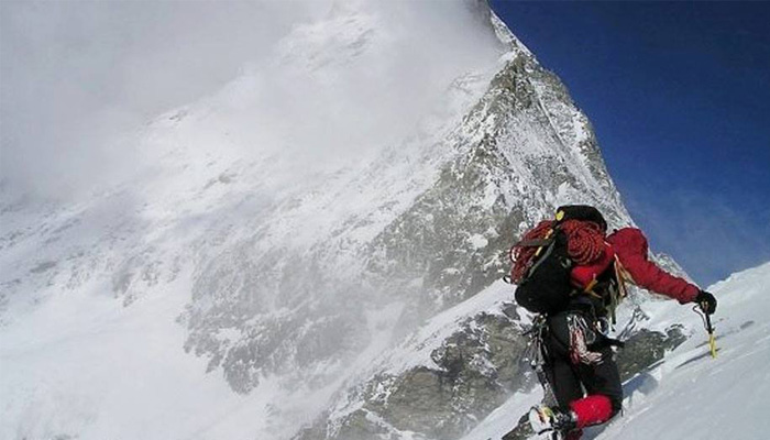 Pakistan Army rescues Russian climber from mountainous region