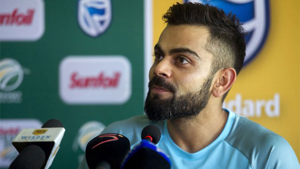 Virat Kohli overtakes Steve Smith to top ICC Test batting rankings
