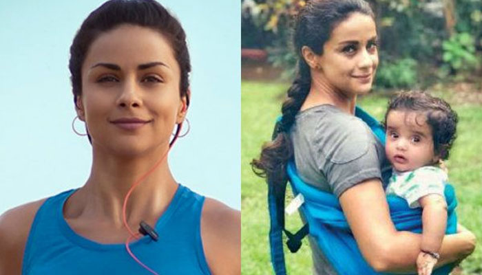 Meet Gul Panag's Six-Month-Old Son Nihal. Pic Inside