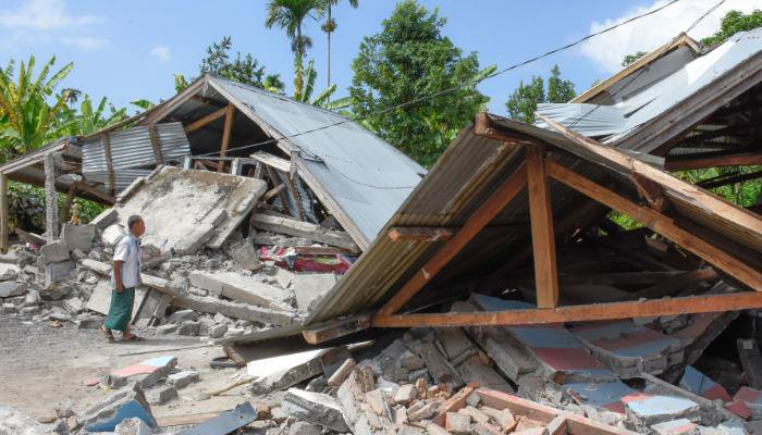 Deadly Lombok quake  rattles tourists in Bali