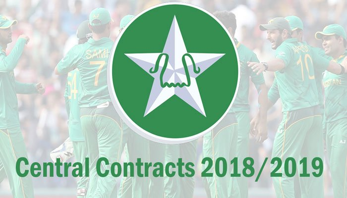 PCB announces central contracts, Hafeez demoted to Category B