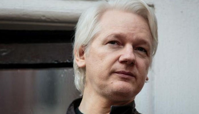 Assange 'invited to testify before US Congress' over Russian election interference