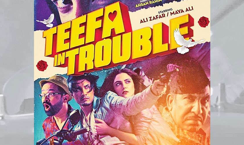 Teefa in Trouble becomes highest grossing Pakistani film of 2018