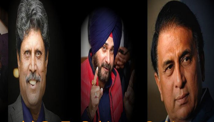 Sidhu, Kapil get formal invite for Imran's swearing-in ceremony