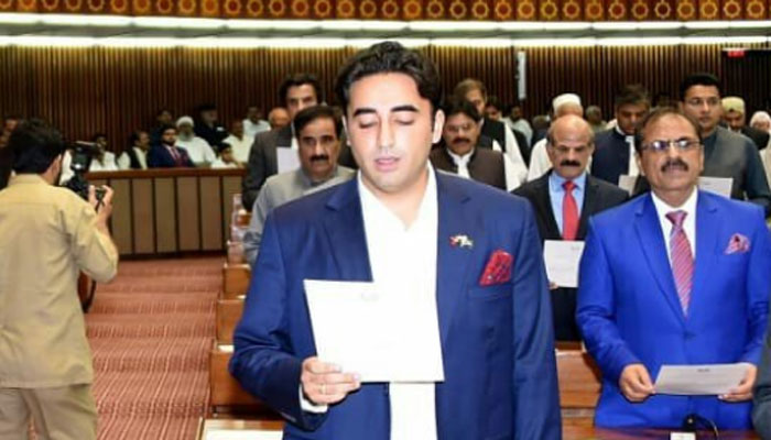 Image result for bilawal bhutto national assembly member