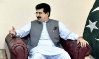 Pakistan hopes to strengthen cooperation with Liaoning in port construction, economic, trade: Sanjrani