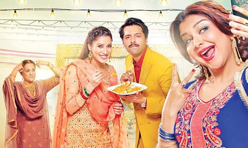 Samina Ahmed on her role in Load Wedding