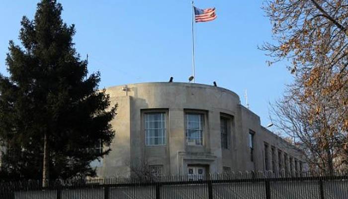 Shots fired at U.S. embassy in Turkey amid deepening row