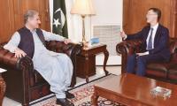 Chinese envoy meets FM Qureshi, NA Speaker