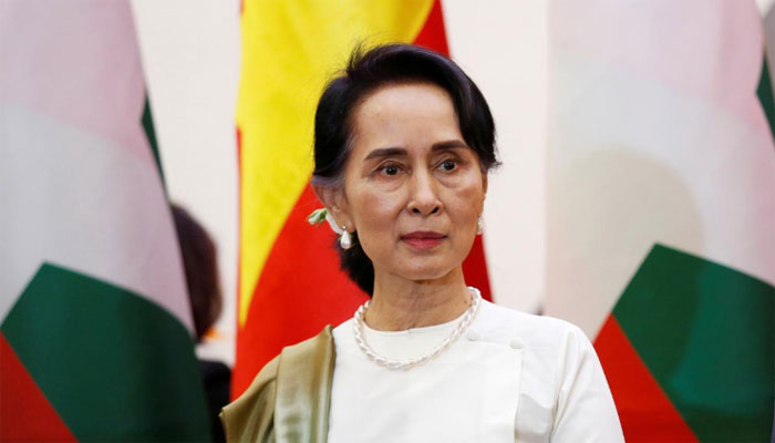 Facebook bans Myanmar military chief, others for fueling ethnic tensions