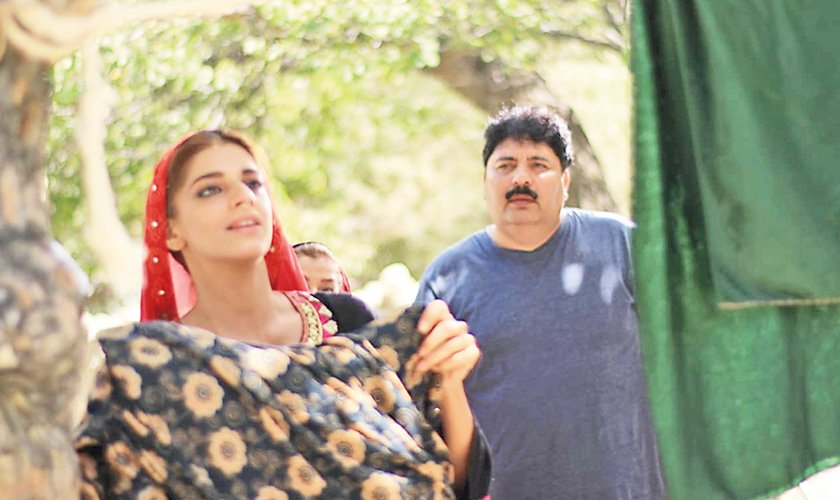 Sanam Saeed and Mohib Mirza starrer Deedan is a unique tale