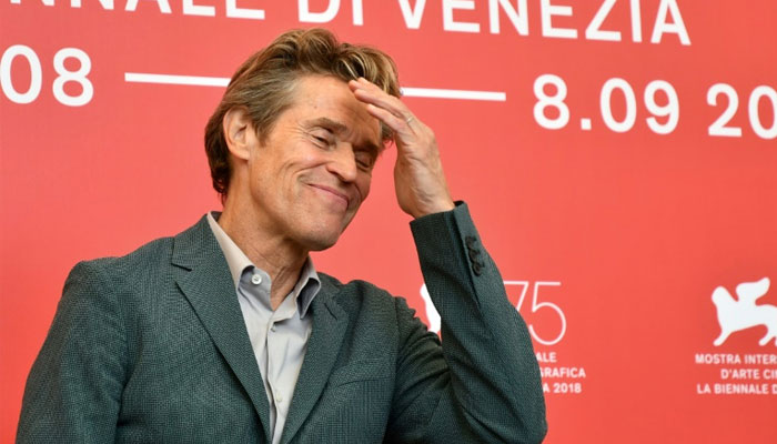 Willem Dafoe: 'I flirted with Van Gogh's ghost'