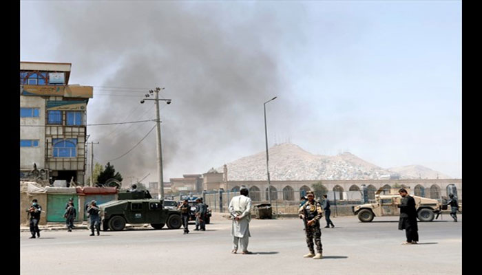 Killed In Twin Blasts At Wrestling Club In Kabul