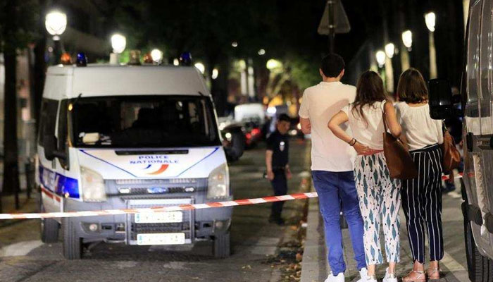 Paris stabbing: Several injured in knife spree, suspect arrested