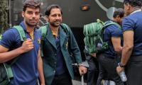 Asia Cup 2018: Pakistan cricket team arrives in Dubai