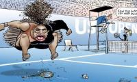 Australian cartoonist under fire for 'racist, sexist' Serena Williams sketch