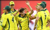 Australia name five uncapped players for Pakistan series