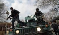 Eight killed in suicide attack on Afghan protesters