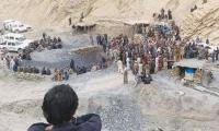 Nine labourers killed in Kohat coal mine explosion
