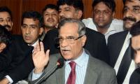 Dams future of next generations, will be constructed at any cost: CJP