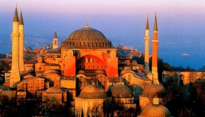 Turkey Court Rejects Plea To Open Hagia Sophia For Islamic Prayer