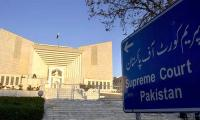 SC rejects NAB's appeal against IHC order in Avenfield case